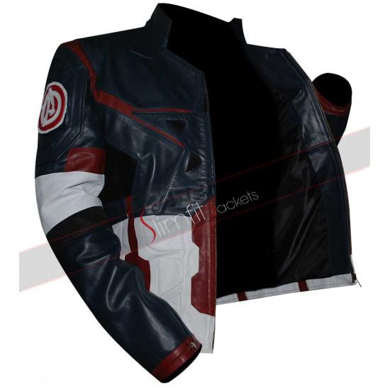 Marvel Avengers endgame Age of Ultron Captain America Costume Jacket