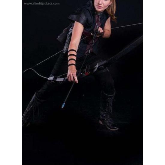 Avengers Age Of Ultron Womens Hawkeye Vest