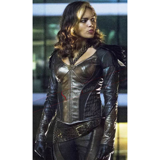 Legends of Tomorrow Hawkgirl Leather Jacket
