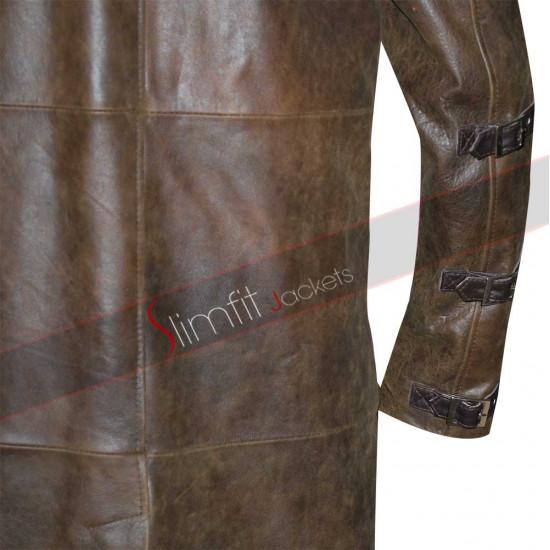 Hellboy Ron Perlman Replica Trench Coat Costume