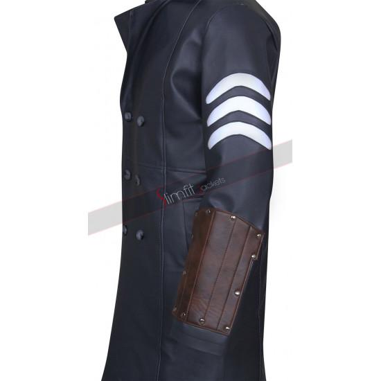 Suicide Squad Captain Boomerang Costume Coat