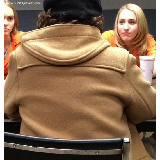 Yoga Hosers Johnny Depp (Guy LaPointe) Jacket