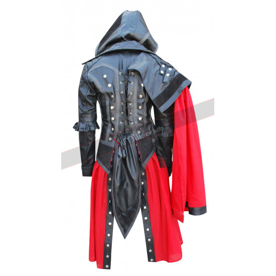 Assassin's Creed Syndicate Evie Frye Costume Jacket