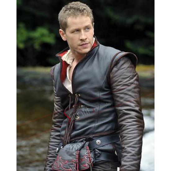 Once Upon A Time John Dallas Prince Charming Jacket