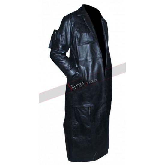 The Punisher Thomas Jane Costume Trench Coat