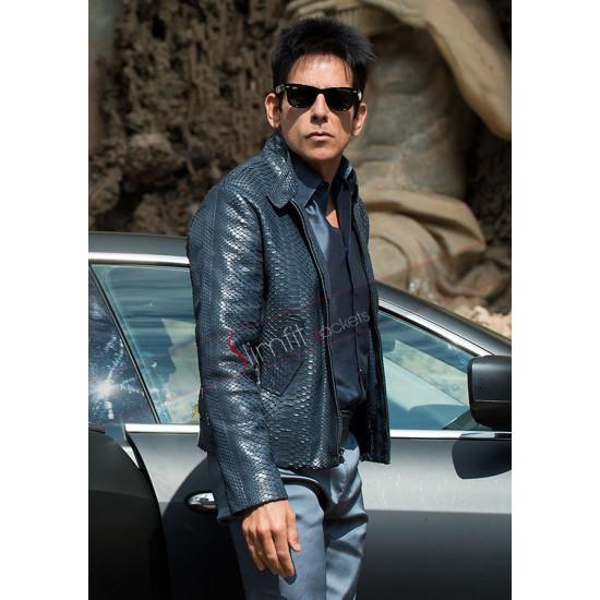 Zoolander 2 Ben Stiller Leather Jacket