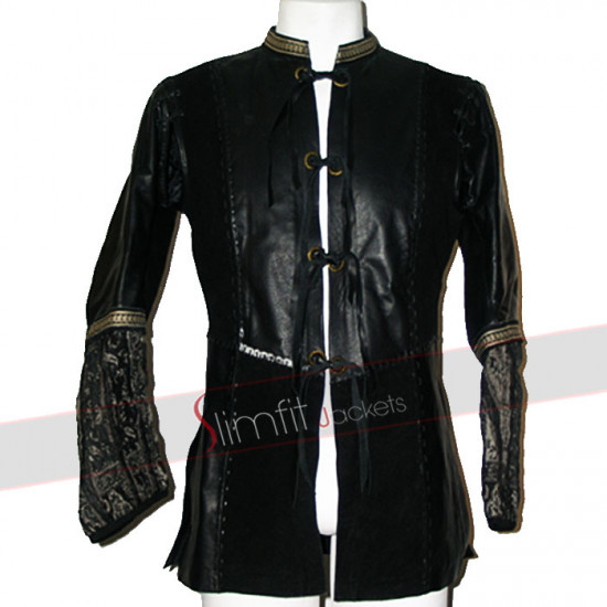 Camelot Arthur (Jamie Campbell Bower) Jacket Costume