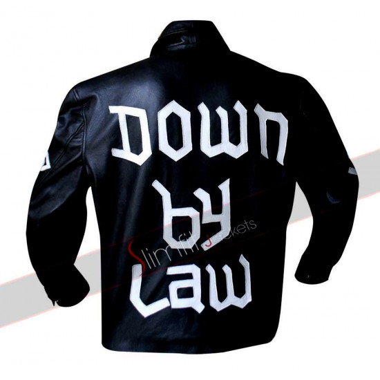 Cool As Ice Vanilla Ice (Johnny) Black Biker Jacket