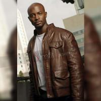 Day Break Taye Diggs (Detective Brett Hopper) Jacket