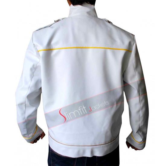 Freddie Mercury Concert Yellow Replica Jacket
