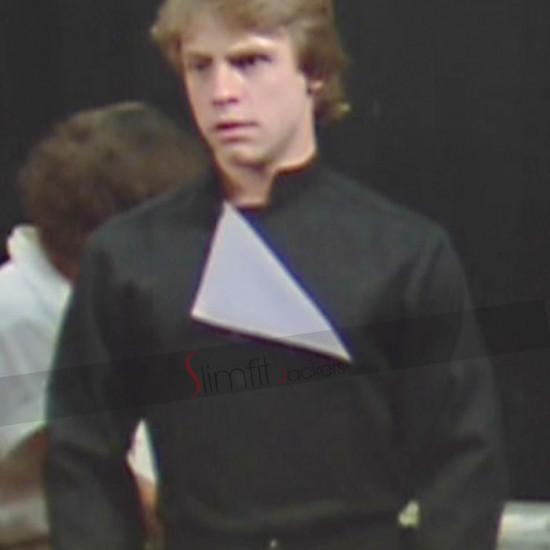 Star Wars Luke Skywalker Black Jacket Costume