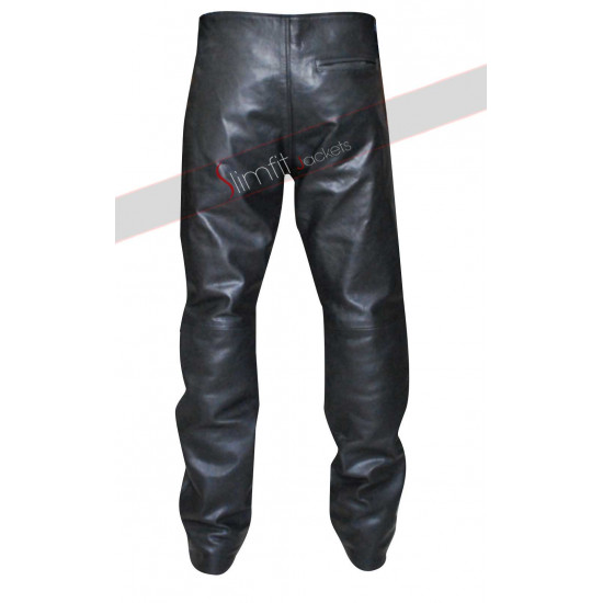 The Crow Movie Leather Pants