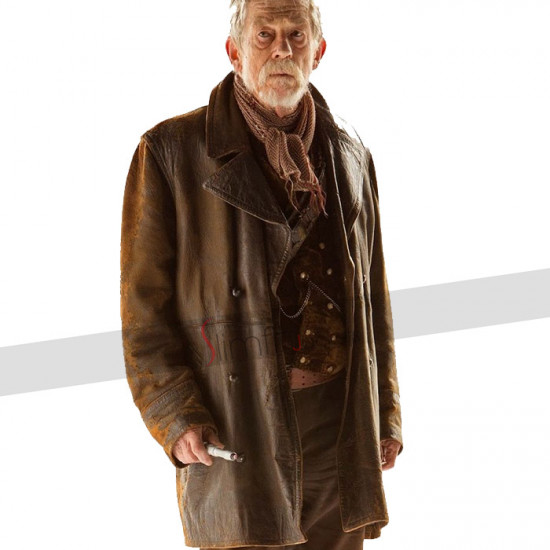 John Hurt War Doctor Who Costume Jacket