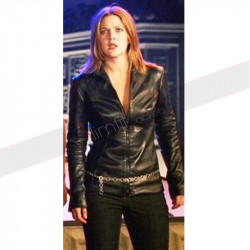 Drew Barrymore Charlie's Angels Leather Jacket