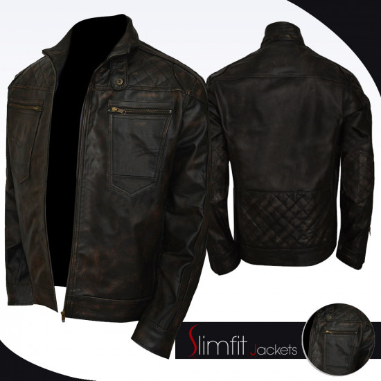 Dominion Alex Lannen (Christopher Egan) Leather Jacket