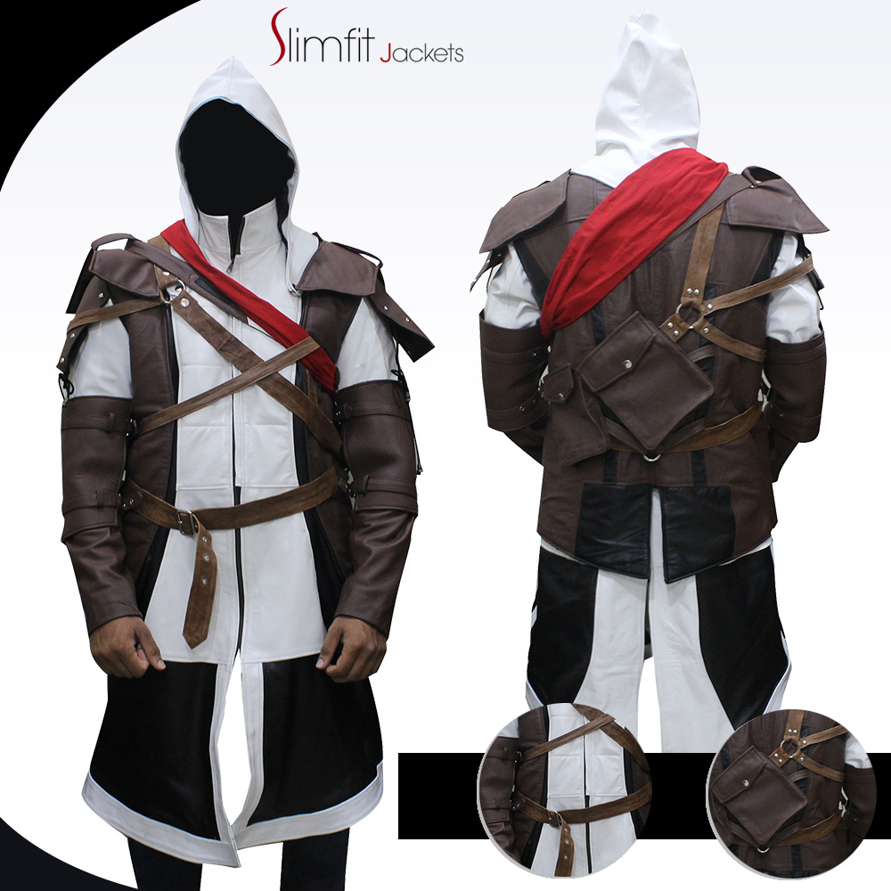 Edward Kenway Assassins Creed 4 Black Flag Costume