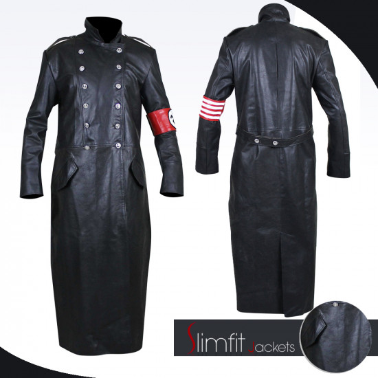 Rufus Sewell The Man in the High Castle John Smith Coat