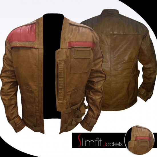 Finn The Force Awakens Star Wars (John Boyega) Jacket