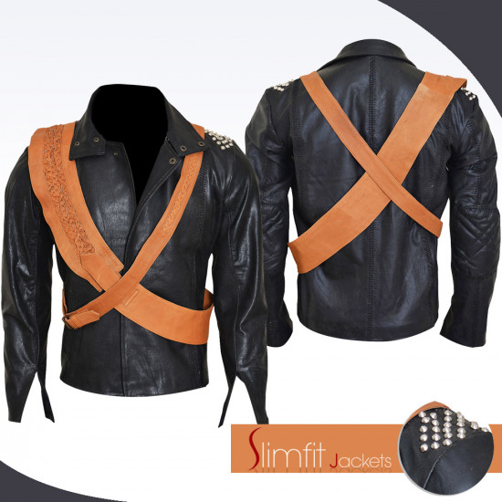 Shannara Chronicles Wil Ohmsford Jacket