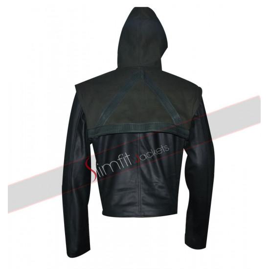 Arrow Season 2 Stephen Amell (Oliver Queen) Hoodie Jacket