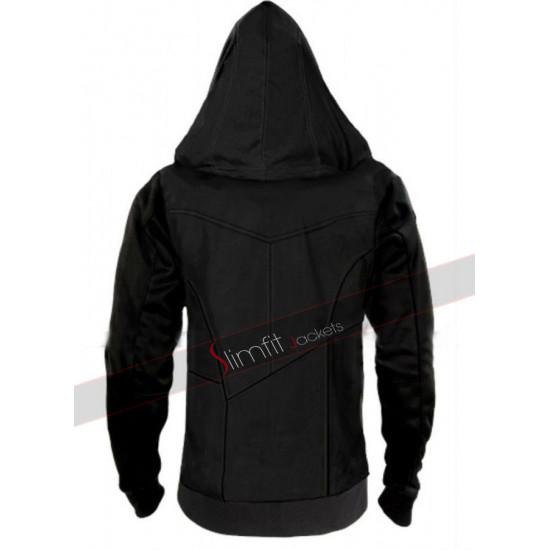 Assassin's Creed Movie Callum Lynch Hoodie Jacket