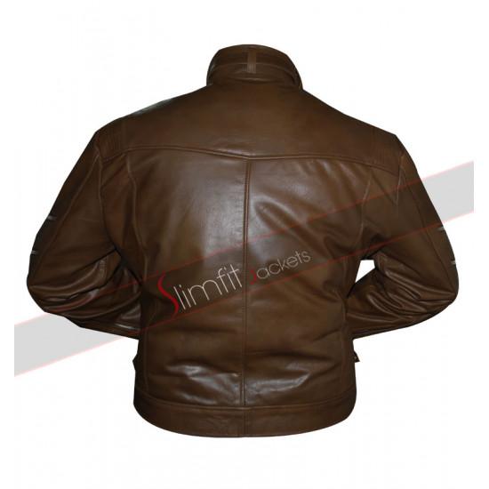 Michael Jai White (Bronze Tiger) Arrow Season 2 Jacket