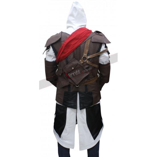 Edward Kenway Assassins Creed 4 Black Flag Costume
