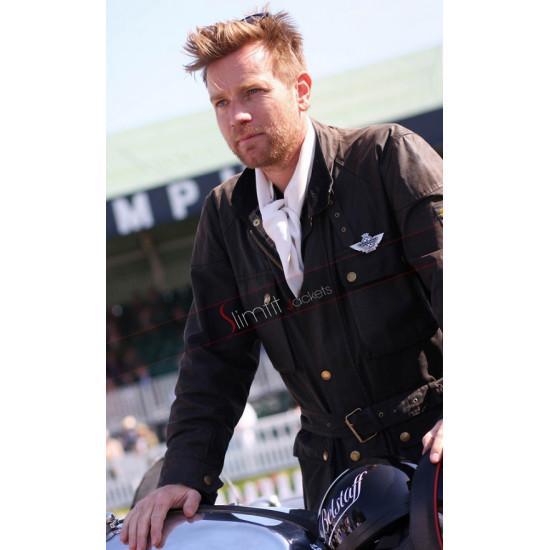 Ewan McGregor Goodwood Revival Festival Jacket