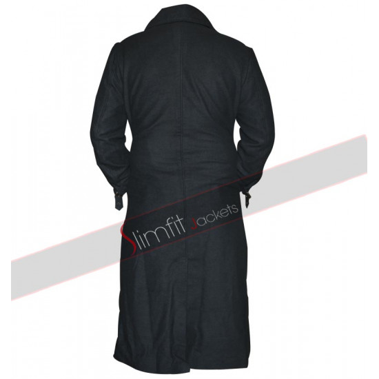 I, Frankenstein Aaron Eckhart (Adam) Trench Coat