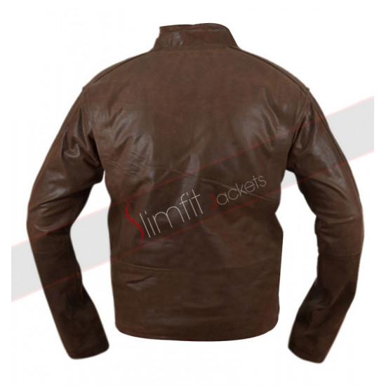 Jack Reacher (Tom Cruise) Replica Brown Jacket