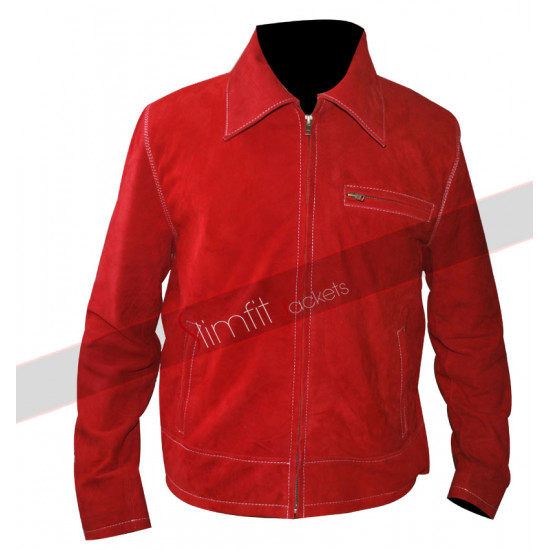Smallville Clark Kent Red Cosplay Costume Jacket