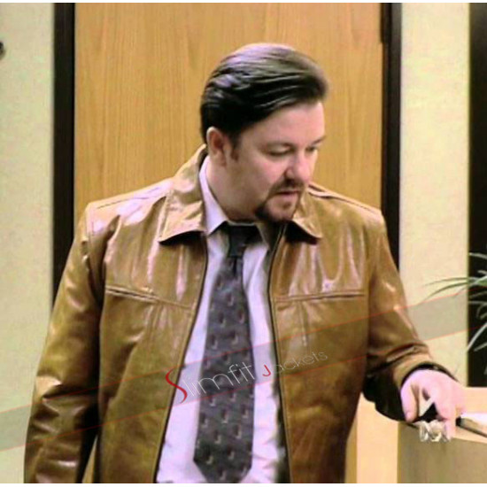 The Office Ricky Gervais (David Brent) Jacket