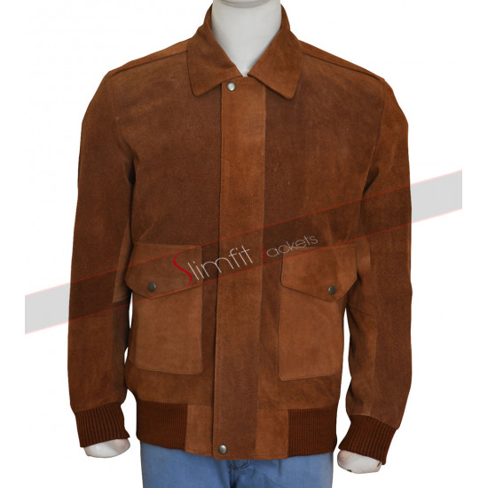 American Ultra Jesse Eisenberg (Mike Howell) Jacket