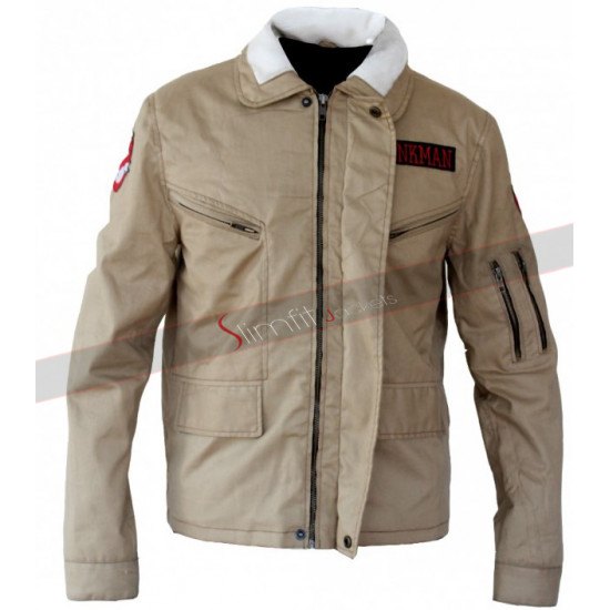 Ghostbusters 2016 Bill Murray (Peter Venkman) Jacket