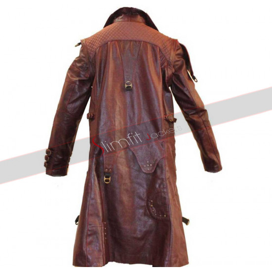 Yondu Guardians of the Galaxy 2 (Michael Rooker) Coat