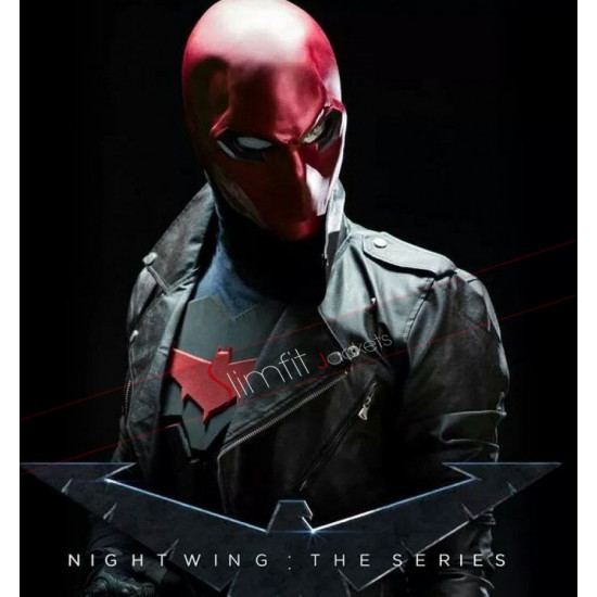 Nightwing Series Noel Schefflin (Jason Todd) Jacket