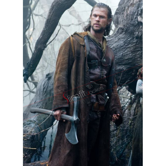 Snow White and the Huntsman Chris Hemsworth Trench Coat