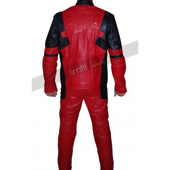 Deadpool Ryan Reynolds (Wade Wilson) Costume