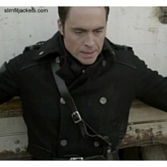 Defiance Niles Pottinger (James Murray) Black Coat