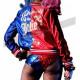 Suicide Squad Harley Quinn Bomber Costume Jacket