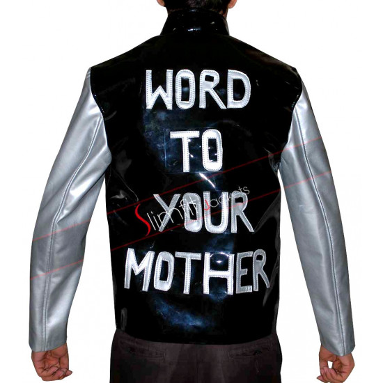 Vanilla Ice Word To Your Mother Vintage Jacket
