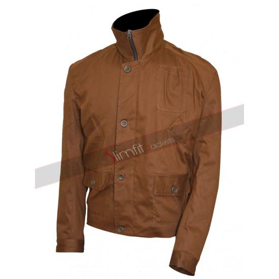 Arrow: Stephen Amell (Oliver Queen) Brown Jacket
