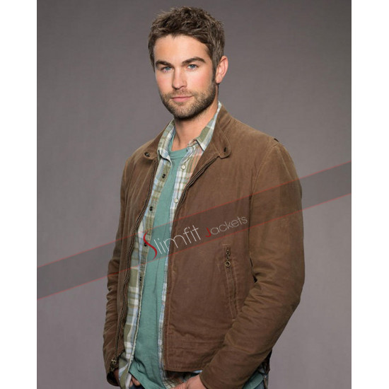 Blood & Oil Chace Crawford (Billy LeFever) Jacket