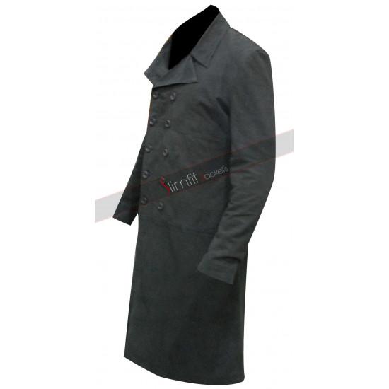 Crimson Peak Tom Hiddleston Trench Coat