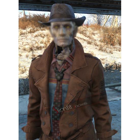 Fallout 4 Deckard (Blade Runner) Trench coat