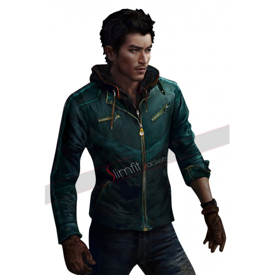Far Cry 4 Game Ajay Ghale Leather Jacket