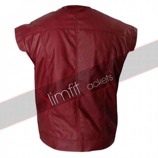 Starlord Leather Vest In Guardians of the Galaxy (Chris Pratt)