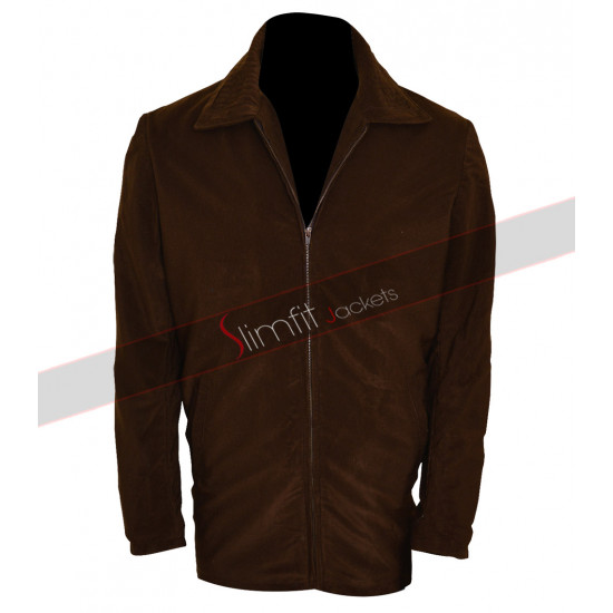 Jerry Maguire Movie Tom Cruise Brown Jacket