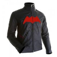 Terry McGinnis Batman Beyond Cartoon Black Jacket