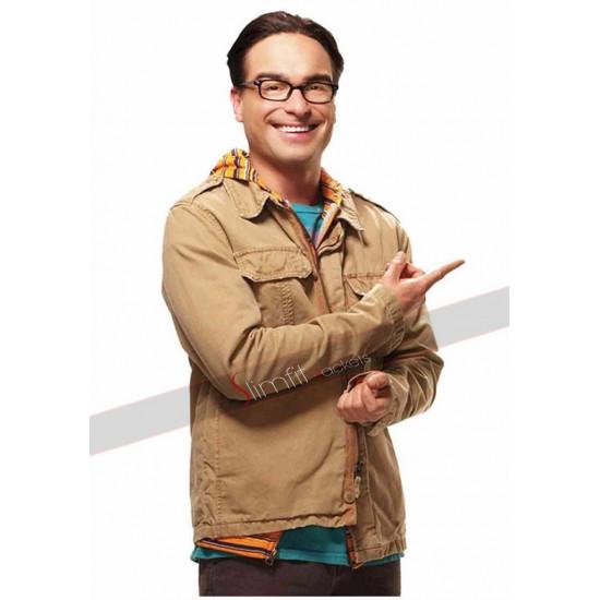 The Big Bang Theory Johnny Galecki (Leonard Hofstadter) Jacket